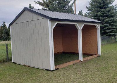 12x16-Horse-Shelter-SC-Mullion-Grey-TC-White